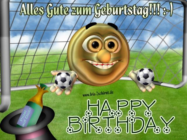 Alles Gute Zum Geburtstag Fussball Bilder Hylen Maddawards Com